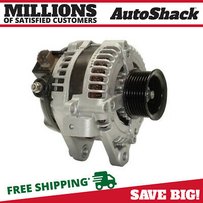 Auto Shack A2205 Alternator 110 AMP High Output 2.4L