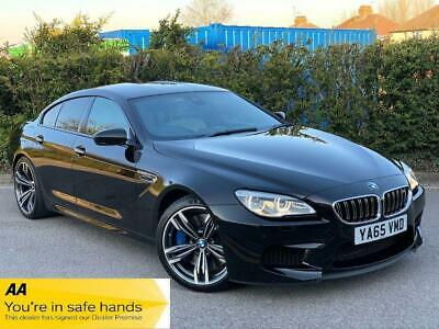 BMW M6 4.4 ( 575bhp ) GRAN COUPE 4dr DCT + BMW WARRANTY, LOW MILES + 2015