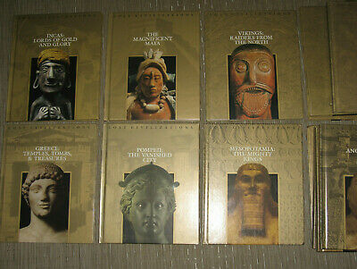 Time Life Lost Civilizations     19 Vols       (GC  HC )
