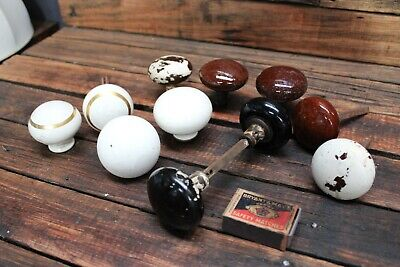 Bulk Antique Vintage Pottery Porcelain Door Knob Handle Furniture House China