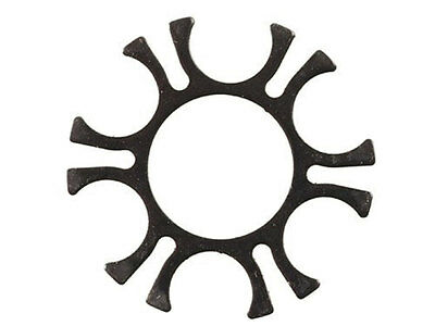 RP Ranch Products Full Moon Clips;  Holds 6 Rounds of 10mm;  16 Pack;  FMC10-6