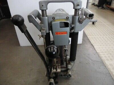 HITACHI CA-20A Electric CHAIN MORTISER for wood working USED #66
