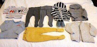 boys Seed, And country road Clothing And Shoes. Size 1. Perfect Condition.