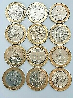 Cheapest Rare £2 coins two Pound coins Olympics Magna Carta Navy Mary Rose Army