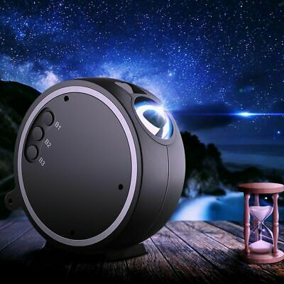 Kids LED Projector Light Projection Romantic Star Starry Sky Night Lamp Party
