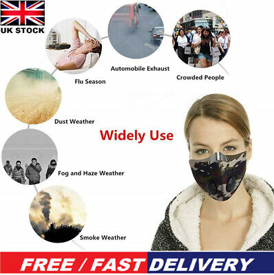 Fitness Mask Motorcycle Bicycle Cycling Anti-dust/flu Half Face Dust Mask Filter