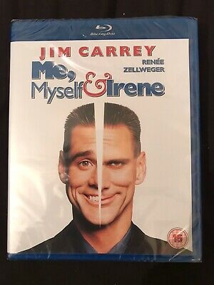 Me, Myself &/and Irene - Brand New And Sealed U.K. Region B Out Print Blu Ray
