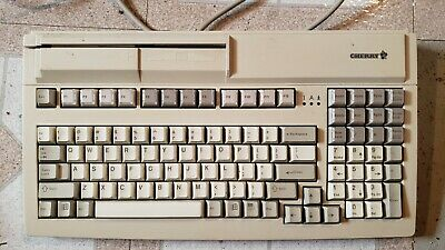 Cherry MY 7000 POS Keyboard with Magstripe PS2