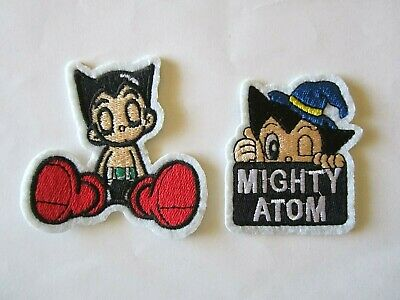 "ASTPA-01 Astro Boy Cartoon Logo 2.5/"" Patch Mailed from USA"