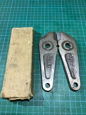 Vintage Record 924H Replacement High Tensile Jaws