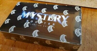 Magic the Gathering MTG Mystery Booster Box SEALED Convention Edition MYB