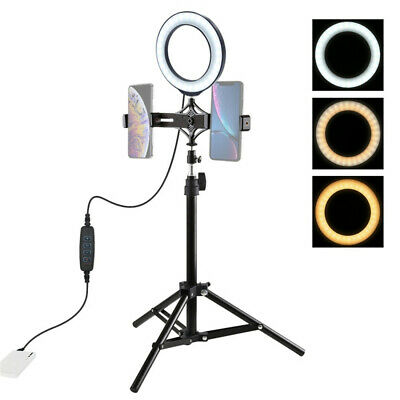 chic LED Selfie Ring Light 24W Studio Photography Photo Ring Light with Tripod