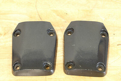 0338741  Evinrude Johnson ETEC Lower Mid Section Mount Covers