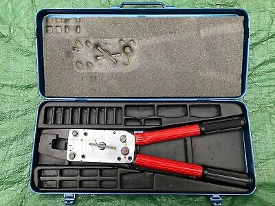 Elpress T2600 Crimping Tool With Case