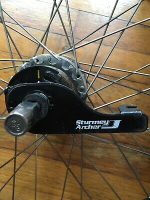 Sturmey Archer Bicycle 3 or 4 Speed Hubs Catalog Reproduction 8x12 Aluminum Sign