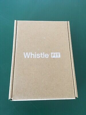 Whistle FIT Activity Monitor For Pets Green W/ USB Cable Brand New Sealed