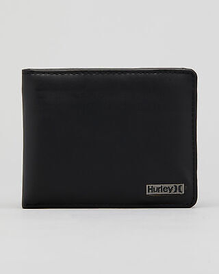 City Beach Hurley One & Only Wallet