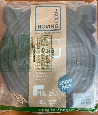 Roving Cove Baby Proofing Edge & Corner Guards Safe Edge Corner Cushion 18ft