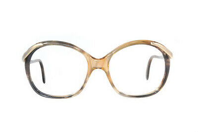 Vintage Spectacle Frame Women's Havana Gold 54 x 20 Never Worn Very Rare