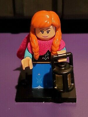 Disney Lego 71024 Series 2  Anna  Mini Figure Loose  2019