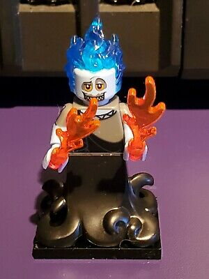 Disney Lego 71024 Series 2  Hades  Mini Figure Loose  2019