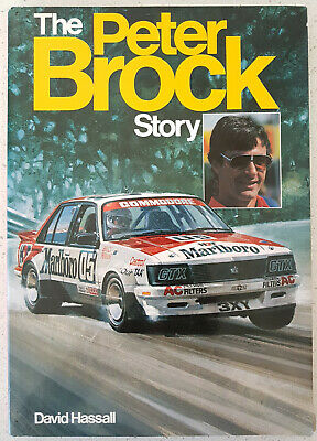 The Peter Brock Story David Hassall