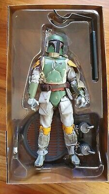 Boba Fett Sixth Scale Figure by Sideshow Collectibles Limited Edition