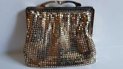 Glomesh Ladies Purse - Very Firm Clasp - Vintage - Excellent Clean Condition
