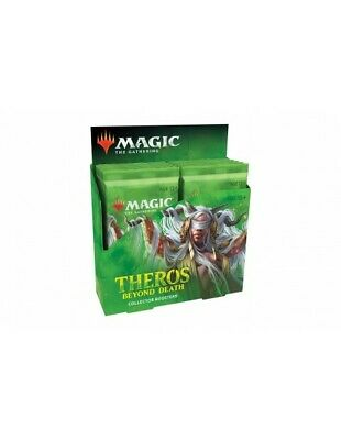 Magic Collector Booster Box Theros Beyond Death (English)