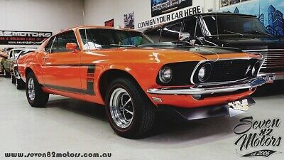 1969 Ford Mustang Fastback suit BOSS 302 Mach1 Shelby 69 70 XY GT Replica