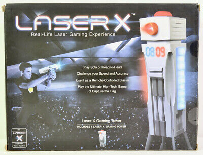Laser X Laser Tag Interactive Gaming Tower (Ages 6+)