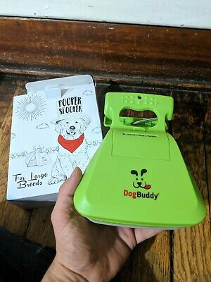 DogBuddy New Pooper Scooper - Dog Buddy-  Scooper for large dogs
