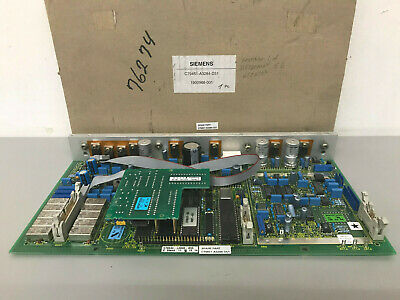 Siemens C79451-A3284-D51 Gas Analyzer Board