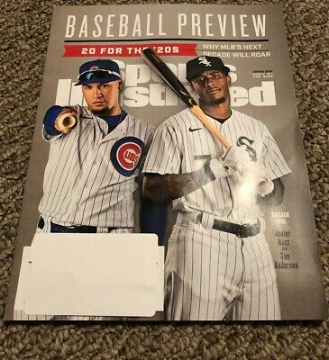 Sports Illustrated~BASEBALL PREVIEW WITH ALONSO & TORRES ON COVER~Spring 2020
