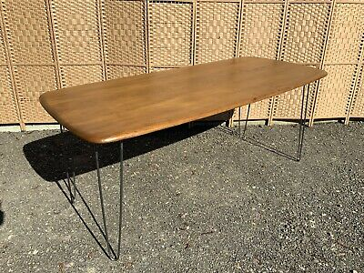 ercol dining table,industrial,mid century,vintage