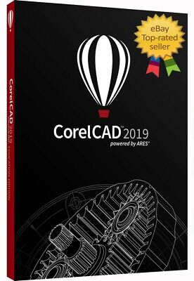 CorelCAD 2019 ✔️ Lifetime License ✔️ Full Version ✔️ Fast delivery