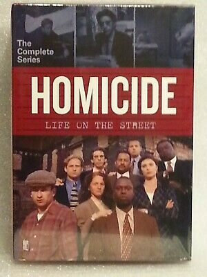 Homicide: Life on the Street - The Complete Series (DVD, 2017)