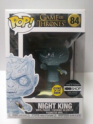 Funko Pop! Game of Thrones Night King Dagger GITD HBO Shop Exclusive #84 *MIB*