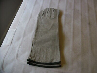 Pr BRAND NEW LEATHER WELDING GLOVES