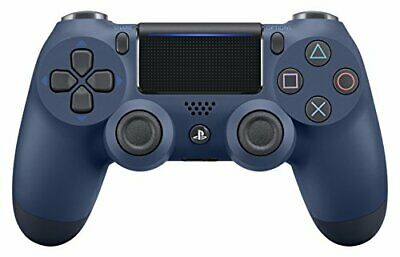 Wireless Controller (DUALSHOCK 4) Midnight Blue From Japan