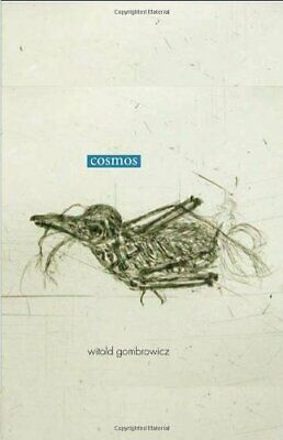 COSMOS By Witold Gombrowicz - Hardcover