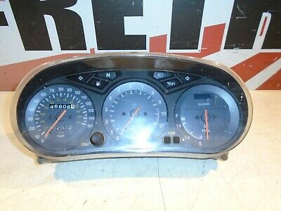Yamaha XJ900 Diversion Clocks XJ Instrument Panel XJ MPH Clocks