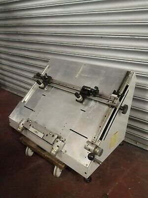 OPTICAL PLATE PUNCH FOR OFFSET PRINTING MACHINE (220mm)