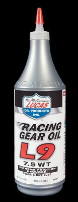 10456 Lucas Oil Products L9 Racing Gear Oil