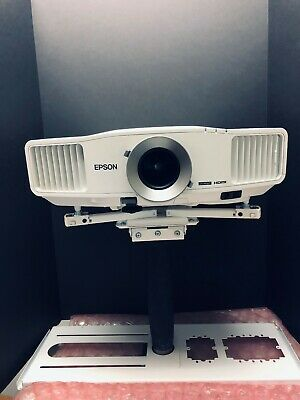 Epson PowerLitePro G5200W Projector HDMI and Ceiling Mount