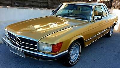 mercedes benz 450SLC R107