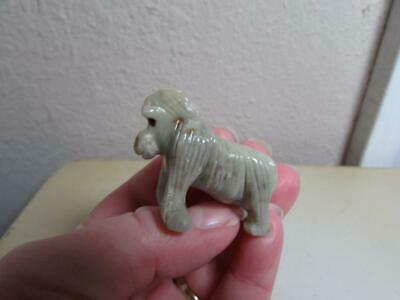 Gorilla, Hand carved Stone from the Andes of Peru Rich colored Gorilla Miniature