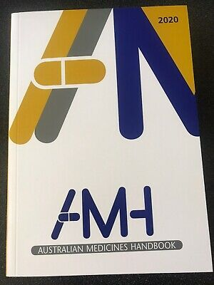Australian Medicines Handbook 2020 by AMH***BRAND NEW***3 DAY SPECIAL***