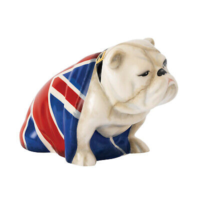Royal Doulton No Time To Die Edition James Bond 007 Jack The Bulldog