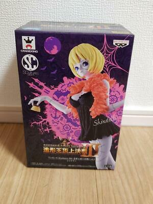 Anime One Piece SHINDOLLY Colosseum Victoria Cindry SCultures Figure New In Box